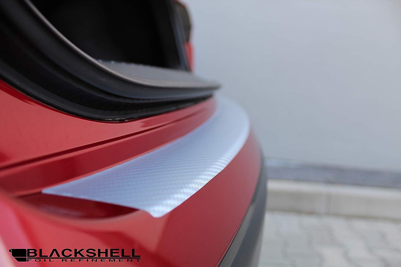 Premium Rakel f/ür E-Pace ab 2017 Transparent Auto Schutzfolie passgenaue Lackschutzfolie Sto/ßstangenschutz Steinschlagschutz BLACKSHELL Ladekantenschutz inkl