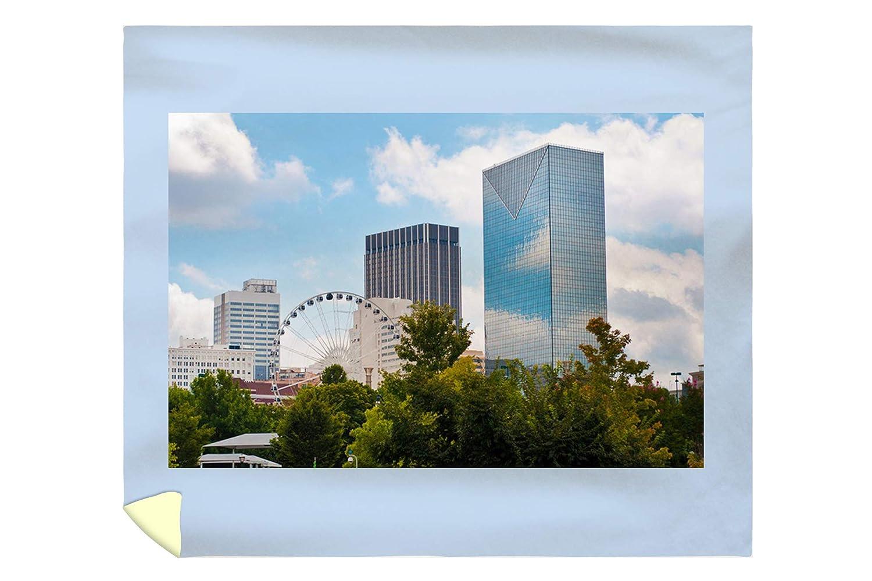 Amazon com: Lantern Press Atlanta, Georgia - Skyline and