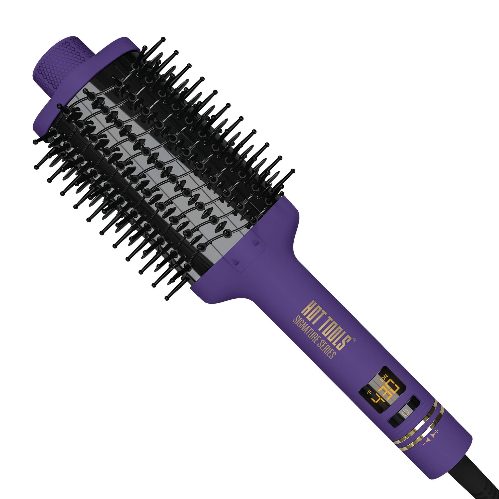 Hot Tools Signature Series Ultimate Heated- Hair Brush Styler