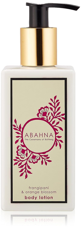 Abahna Frangipani & Orange Blossom Body Lotion 250ml by pircosmetics Abahna ABO4