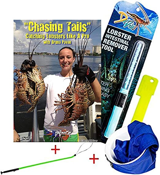 Dixie Divers Deluxe Lobster Season Kit - Catching The Bug 2nd ED ...