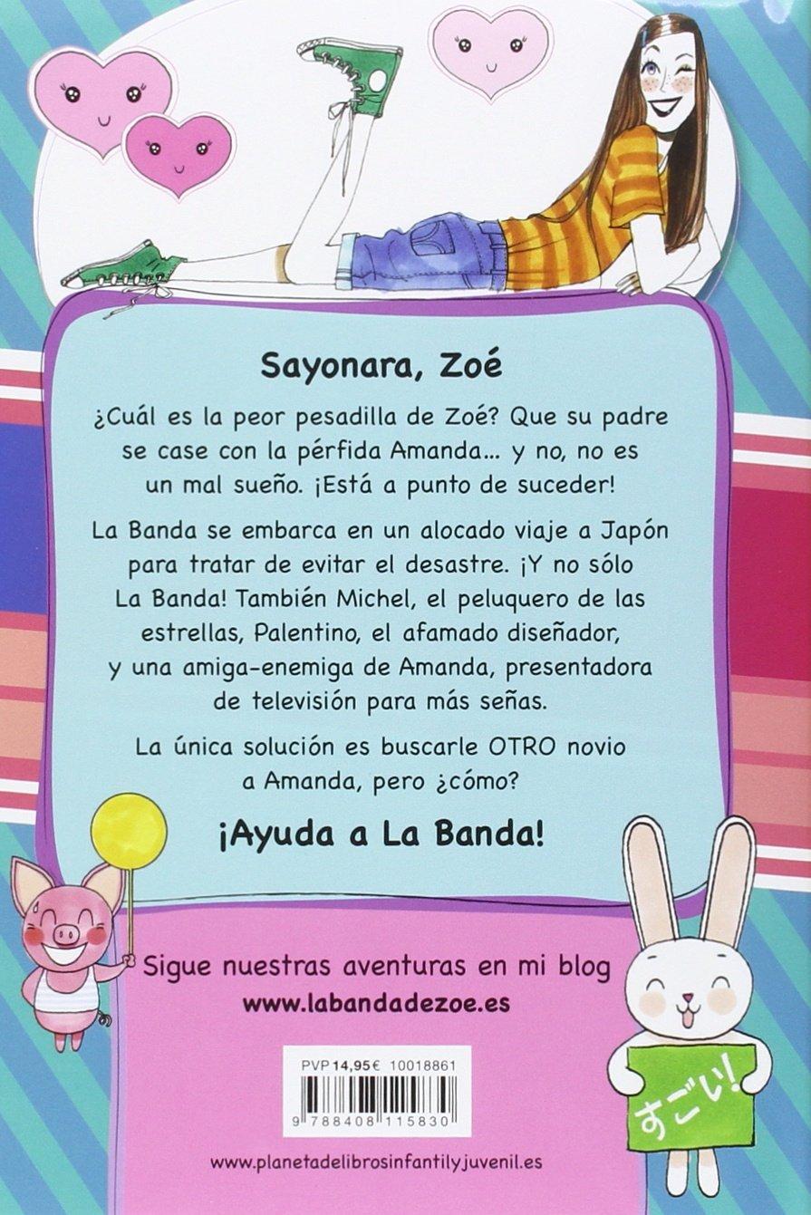 SAYONARA+MALETA: Ana GARCÍA-SIÑERIZ: 9788408157939: Amazon.com: Books
