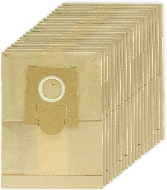 Bolsas resistentes para polvo para aspiradoras Spares2go Bosch ...