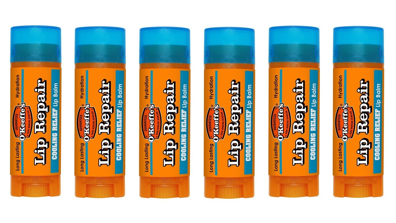 Lip Balm Lip Repair Cooling Relief by O'Keeffe's #18