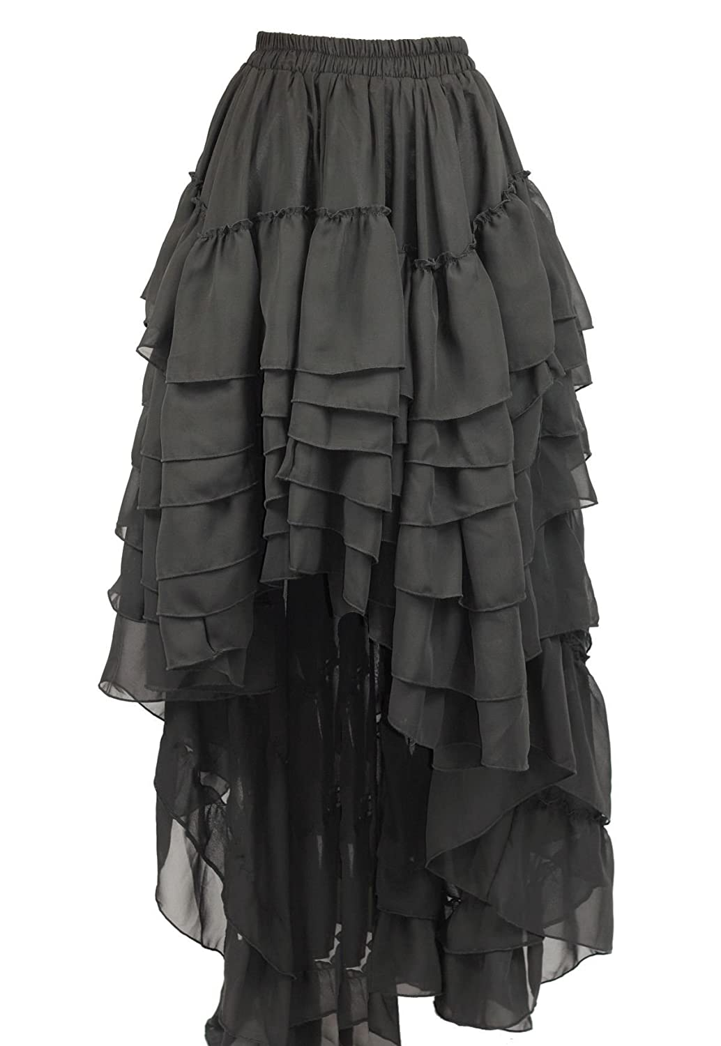 Steampunk Plus Size Clothing & Costumes  Amelia Steampunk Skirt $89.99 AT vintagedancer.com