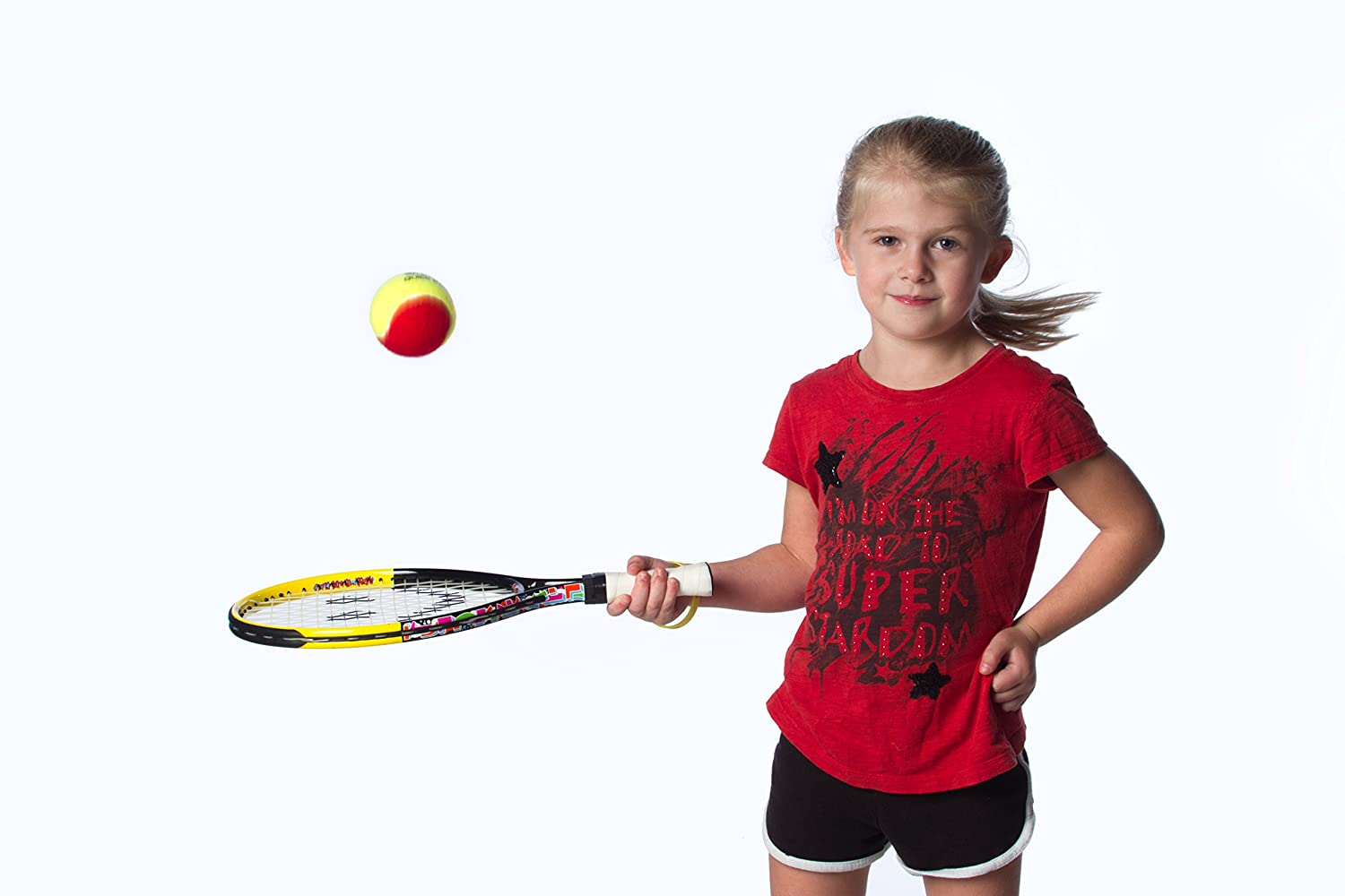 amazon com street tennis club tennis rackets for kids sports