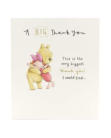 5 Einladungskarten Grußkarten Winnie Pooh Bär Party ...
