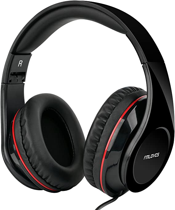 Active Noise Cancelling Over Ear Headphones with HI-Fi