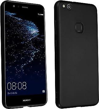 Cadorabo Funda para Huawei P10 Lite en Metal Negro: Amazon.es ...