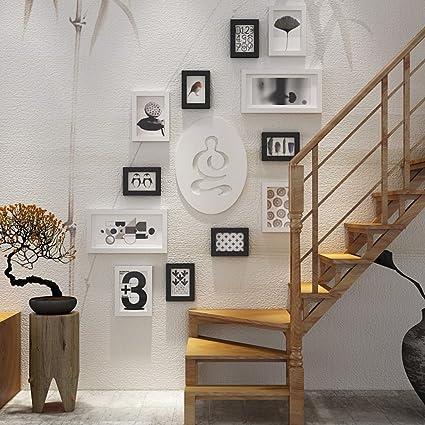 Global- 12 Cornici per foto Cornici per quadri moderni in legno di ...