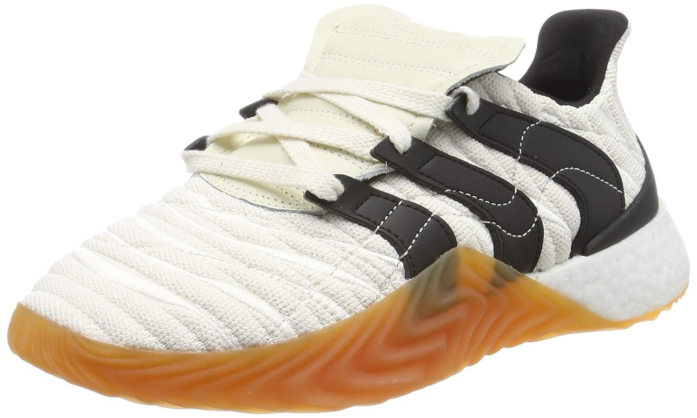 Confidencial Relámpago Canciones infantiles  Buy Adidas Men's Sobakov 2.0 Cwhite/Cblack/Craoch Sneakers - 9 UK (43 1/3  EU) (9.5 US) (BD7674) at Amazon.in