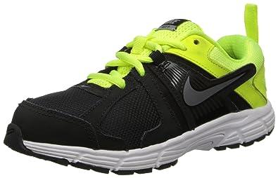 211679890c96d Nike Dart 10 Black/Volt Boys Athletic Shoes