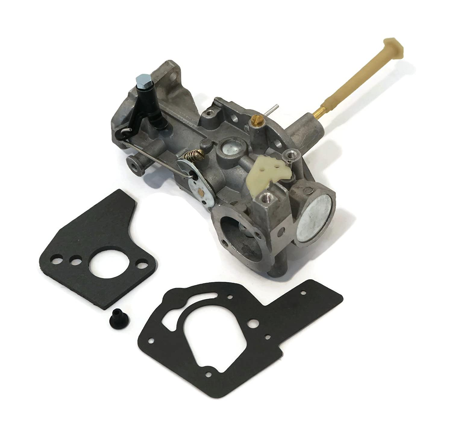 Carburetor & GASKETS for Briggs Stratton Model 135232, 135237, 135252, 135292 by The ROP Shop