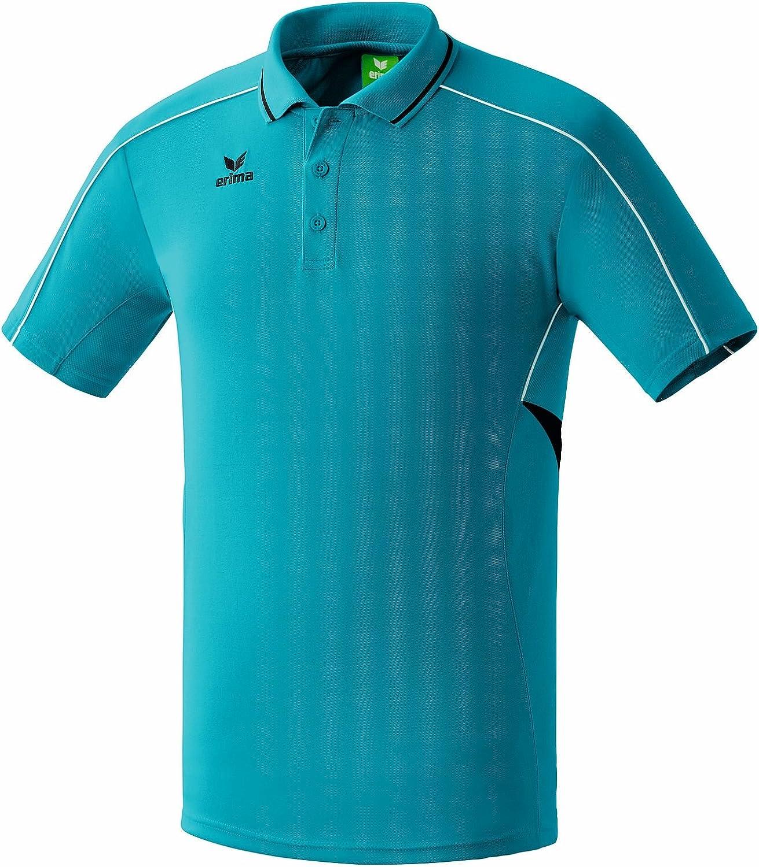 erima Poloshirt Gold Medal - Camiseta de Ping Pong para Hombre