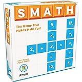 "Pressman SMATH - The Game That Makes Math Fun! Multicolor, 5"""