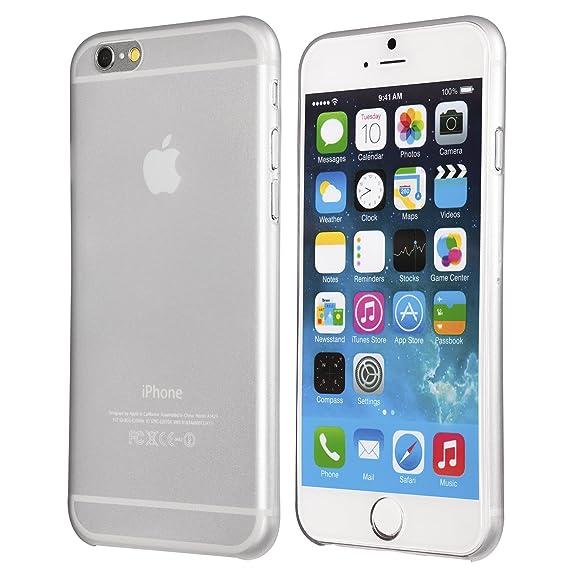 the best attitude 9500f 76fc8 Amazon.com: iPhone 6 Case, iPhone 6s Case, Thinnest Cover Premium ...