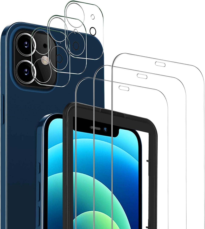 Msova Schutzfolie Kompatibel Mit Iphone 12 Elektronik
