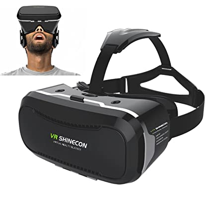 43fc8ef4cee Amazon.com  3D VR Glasses