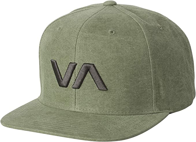 Image Unavailable. Image not available for. Color  RVCA VA Snapback II Hat  ... b4086276ff35