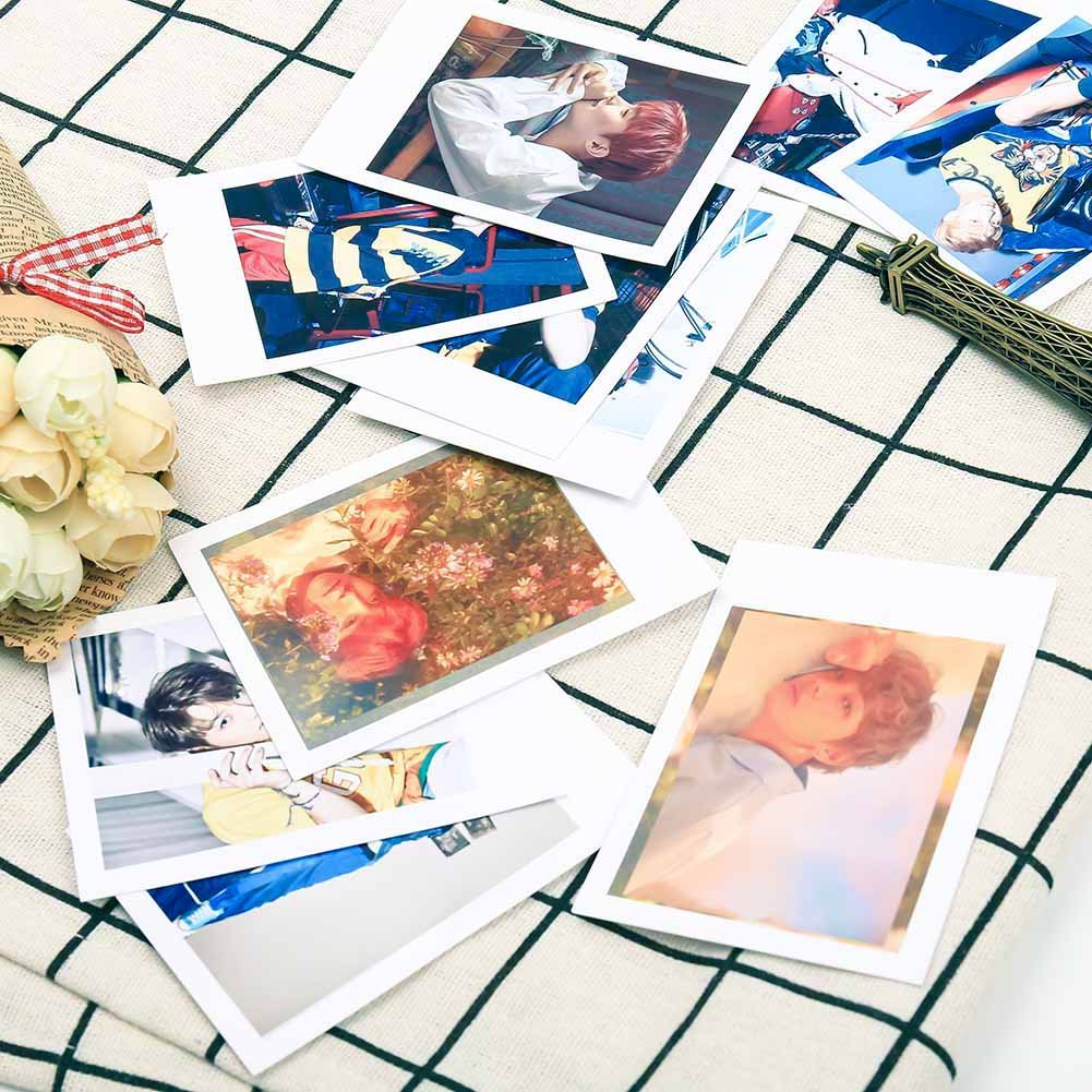30 Pezzi Carta Fotografica Cartolina Cartolina Lomo Imposta Regalo per A.R.M.Y 88 * 56mm H04 Yeleo Trosetry BTS Poster