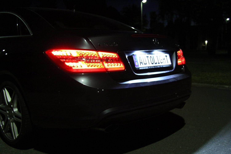 Premium LED Kennzeichenbeleuchtung Nummernschildbeleuchtung 203