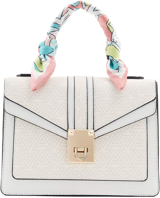 ALDO Women's Legalilith Dome Satchel Handbag