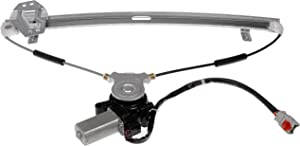 Dorman 748-129 Front Driver Side Power Window Regulator and Motor Assembly for Select Honda Models