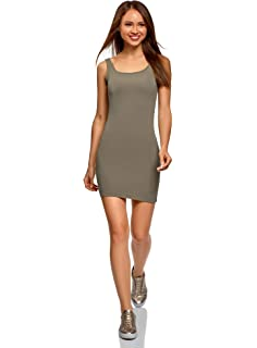 8f52a34fb6fa64 oodji Ultra Women s Jersey Cami Top at Amazon Women s Clothing store