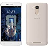 Anmol Back Cases Cover For Intex ELYT E7 ( Transparent Back Cover )
