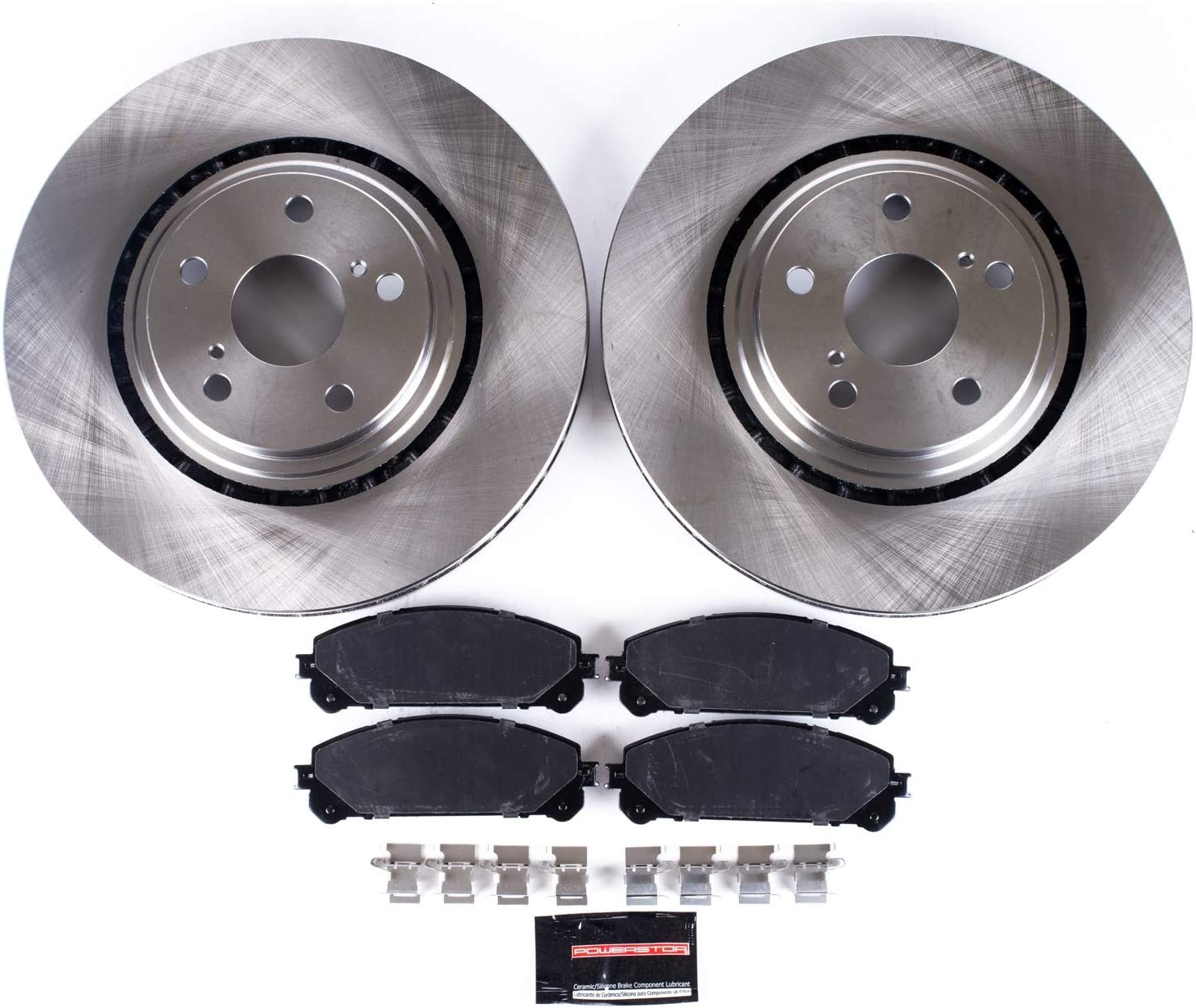 Autospecialty KOE2745 1-Click OE Replacement Brake Kit
