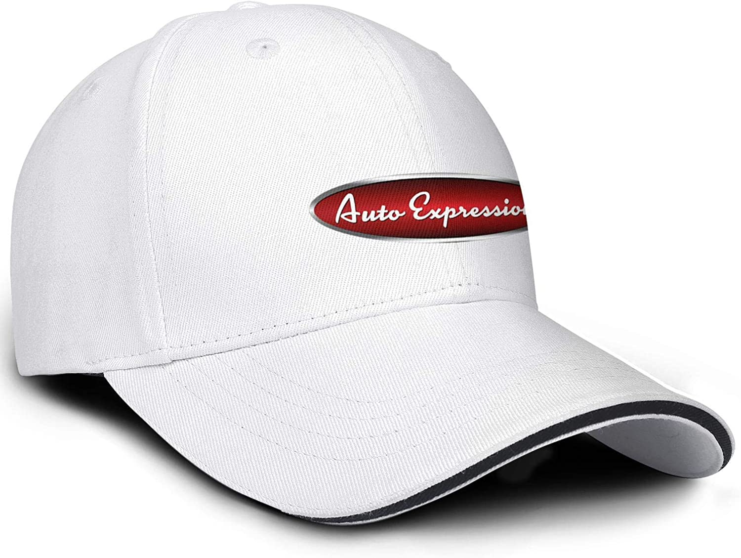 Auto Expressions Branding Mens Cotton Baseball Hat Women Relaxed Dad Hats