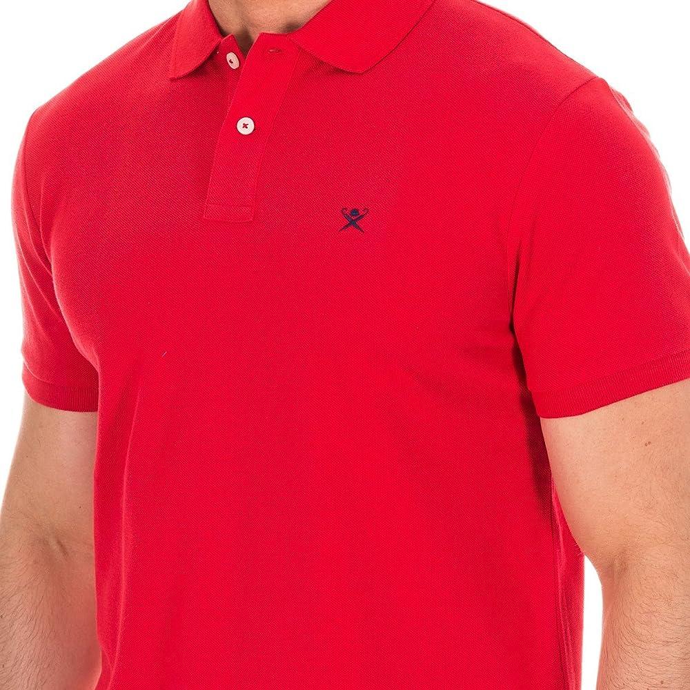 Hackett London Classic Logo, Polo para Hombre: Amazon.es: Ropa y ...