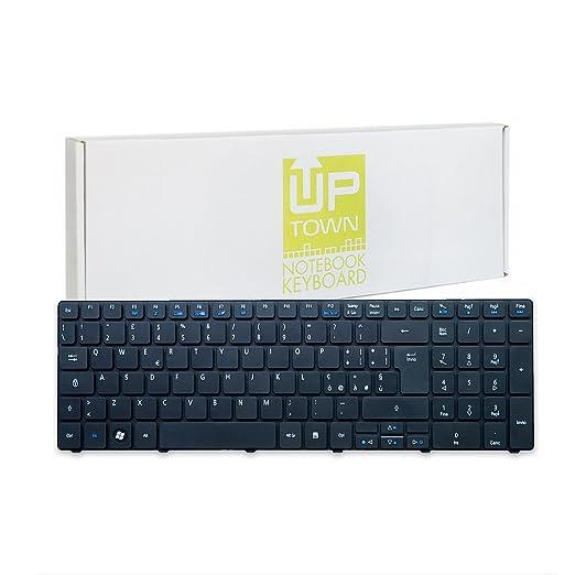 48 opinioni per UP PARTS® UP-KBR010- Tastiera Aspire 7250G 7740G-6930 7552G 5750G-9656