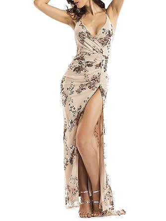 Maxi Backless Dress