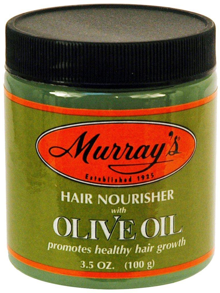 Murrays Olive Oil Hair Nourisher 3.5 Oz