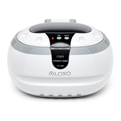 Ultraschallreinigungsgerät Ultraschallreiniger Ultraschallgerät 600ml - VLOXO für Brille Uhren Schmuck Ohrringe Ringe Halsket