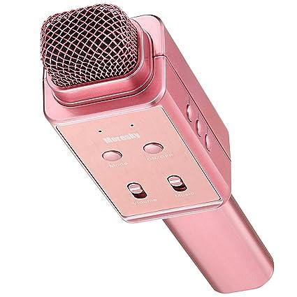 Review Moresky Wireless Karaoke Microphone