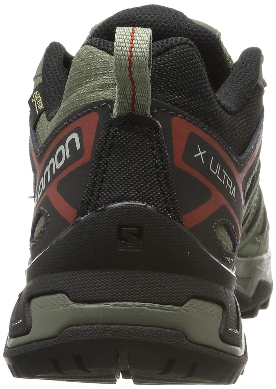 Salomon X Ultra 3 Prime Gtx, Herren Trekking- Trekking- Trekking- & Wanderschuhe B07CZ5GGVV  d6f9bc