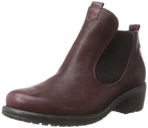 Liab y es Chelsea para Zapatos complementos Mujer Amazon Botas Think A6wxpqdfw