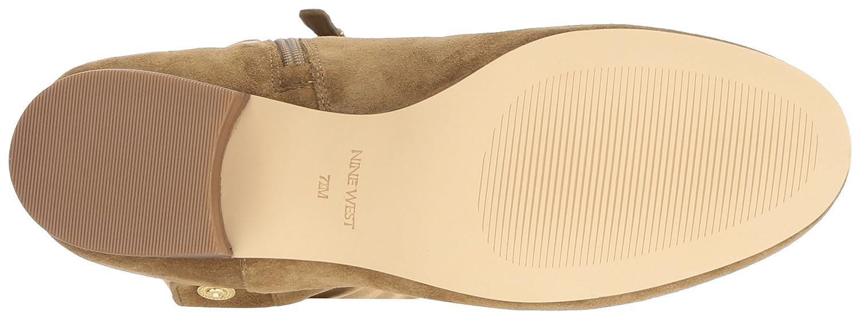 Nine West Women's Oreyan Knee High Boot Suede B01MZIDJ2U 7 B(M) US|Green Suede Boot 0b94c9