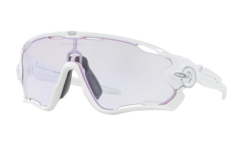 [オークリー] OAKLEY サングラス Jawbreaker ジョウブレイカー OO9290 [並行輸入品]  フレーム: Polished White/レンズ: Prizm Low Light B07FCY8QN2