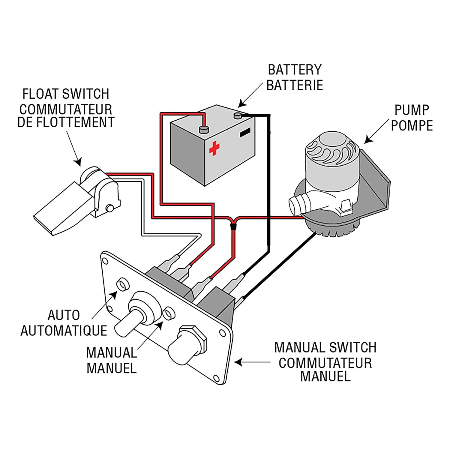 3 Way Float Switch Wiring Diagram