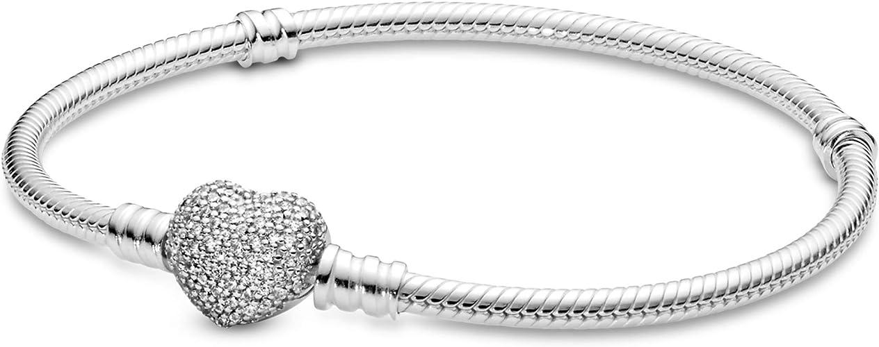 Bracelet Pandora pour femme: Amazon.fr: Bijoux