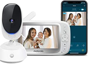 Motorola Connect40 Video Baby Monitor - 5