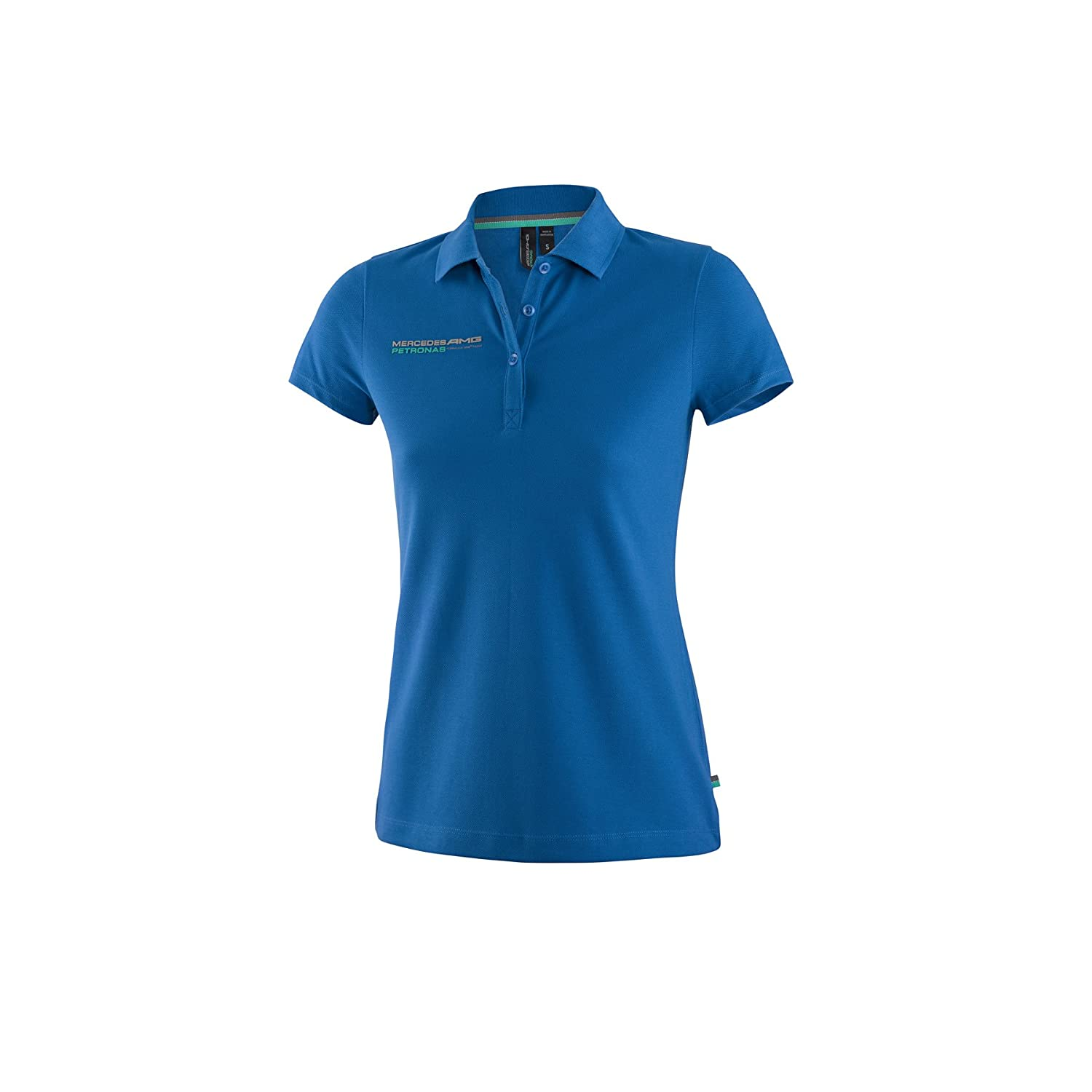 Mercedes AMG Petronas 6000051-500-235 - Camiseta Polo, Color Azul ...