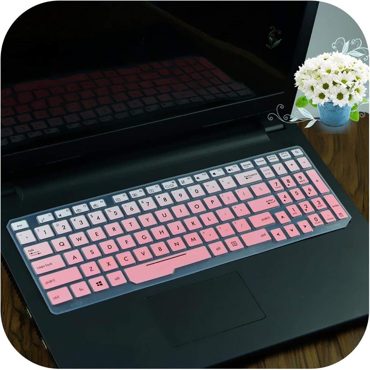 Carcasa de silicona para teclado Asus ROG Strix GL753 ...