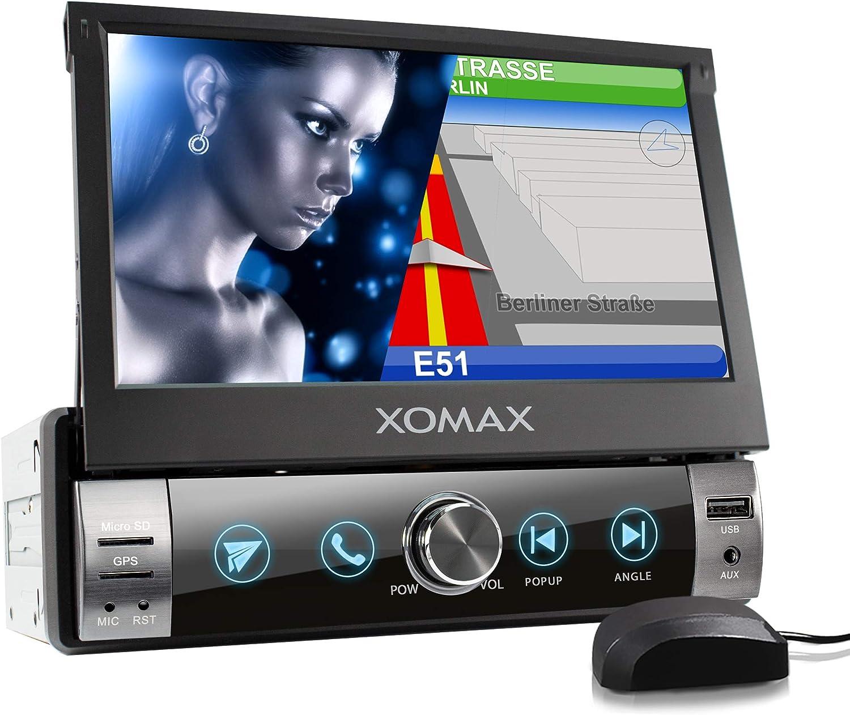 Xomax Xm Vn764 Autoradio Mit Mirrorlink Gps Elektronik