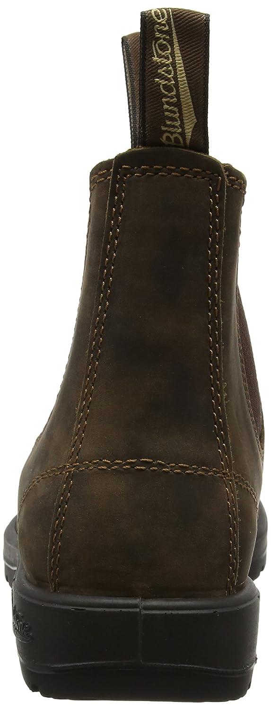 Blundstone Unisex Super 550 Series M Boot B007DIY01M 9 UK/10 M Series US/12 B(M) US|Rustic Brown a6324e