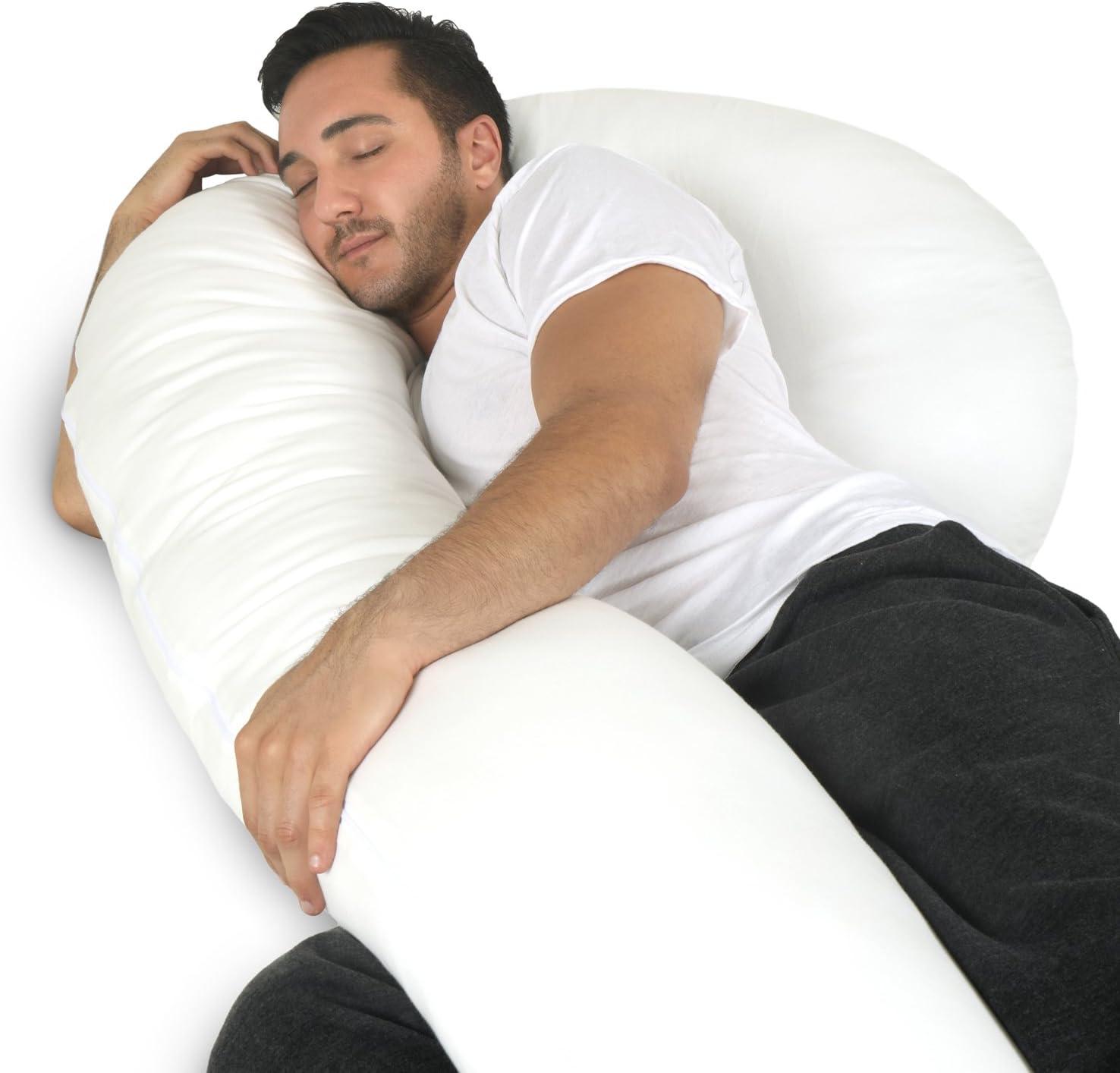 pharmedoc full body pregnancy pillow c