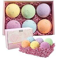 6-Pack Anjou Bath Bombs Gift Set